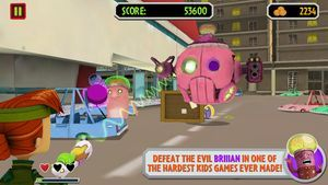Looking for a fun arcade style game for the kids for after school and homework? Check out Oh No! It's an Alien Invasion: Turret Alert by YTV, it's a brand new fast paced arcade style game geared toward children.