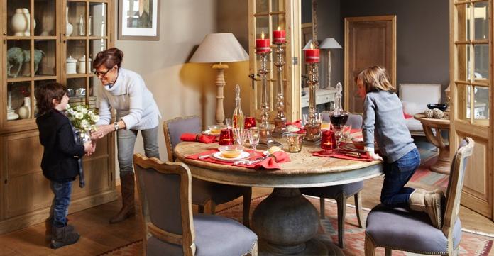Products flamant flamant pinterest produits et for Salle a manger flamant