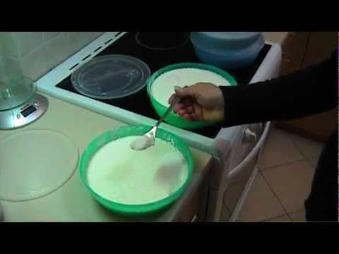 Φτιαξτε μονοι σας γιαούρτι (Make your own yogurt) - YouTube