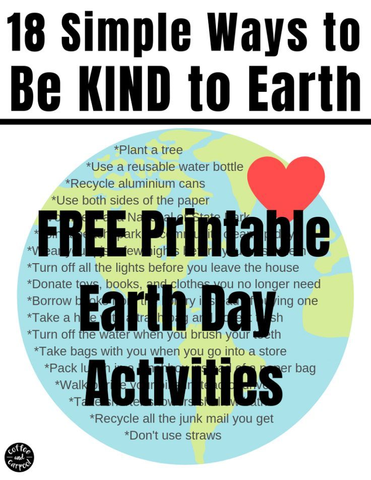 How To Celebrate Earth Day With These Kind Earth Day Activities For Kids Earth Day Activities Earth Day Earth Day Projects