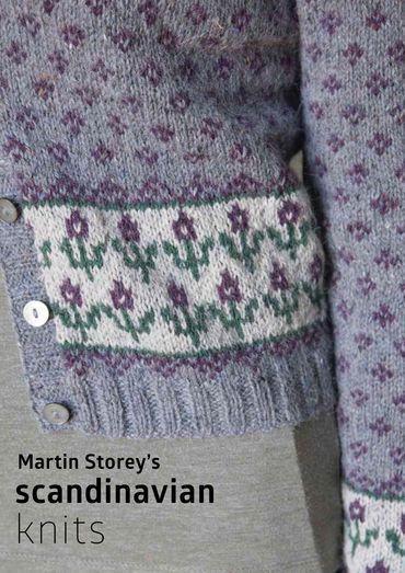 Martin Storey's Scandinavian knits   Other Books by Knitrowan