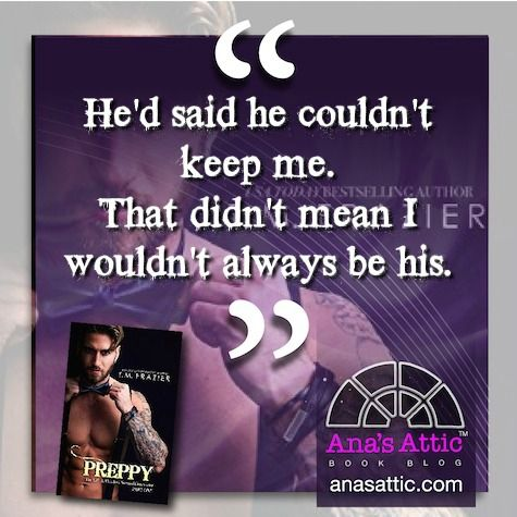 Review -Preppy quote