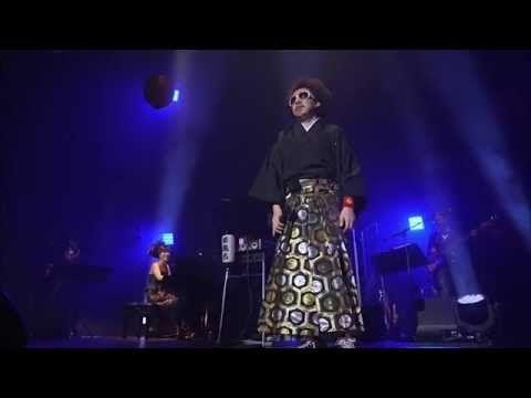 レキシ対オシャレキシ「きらきら武士」LIVE - YouTube