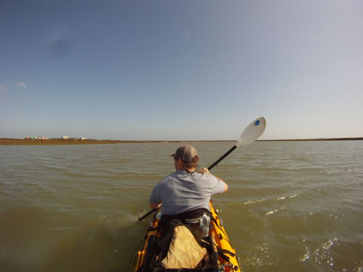 69 best the people of yak gear images on pinterest for Kayak fishing galveston