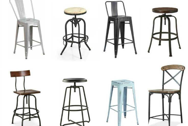 Best 25 Industrial Bar Stools ideas on Pinterest  : bd28431c9eb08a10bd148f1afe9ddfbc from www.pinterest.com size 736 x 492 jpeg 40kB