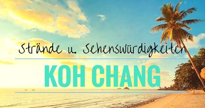 Koh Chang ist eine noch eher unbekannte Insel. Trotzdem gibt es dort alles, was das Urlauber Herz begehrt. Alle Informationen zu den schönsten Stränden und den besten Sehenswürdigkeiten in meinem Koh Chang Guide. http://flashpacking4life.de/koh-chang-sehenswurdigkeiten-strande-unterkunfte-hotel-resort/ #kohchang #thailand