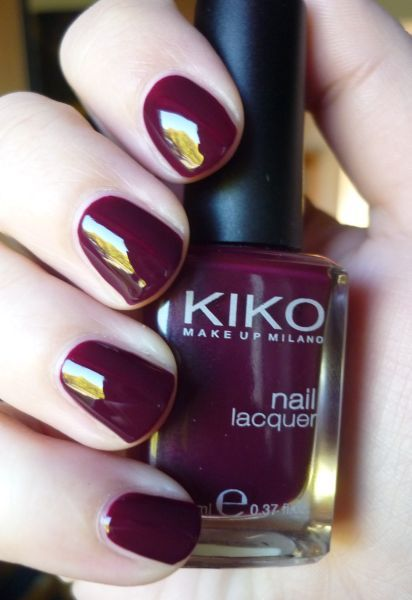 2015 kiko nail lacquer in 243 january most loved pinterest - Pintaunas efecto espejo kiko ...
