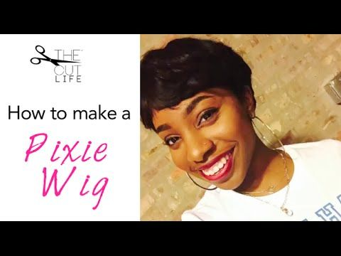 How to Make A PIXIE Wig – The Cut Life