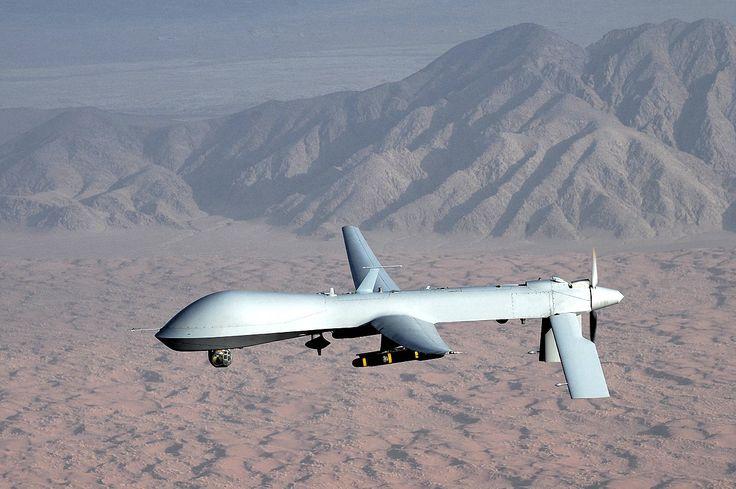 General Atomics MQ-1 Predator - Wikipedia