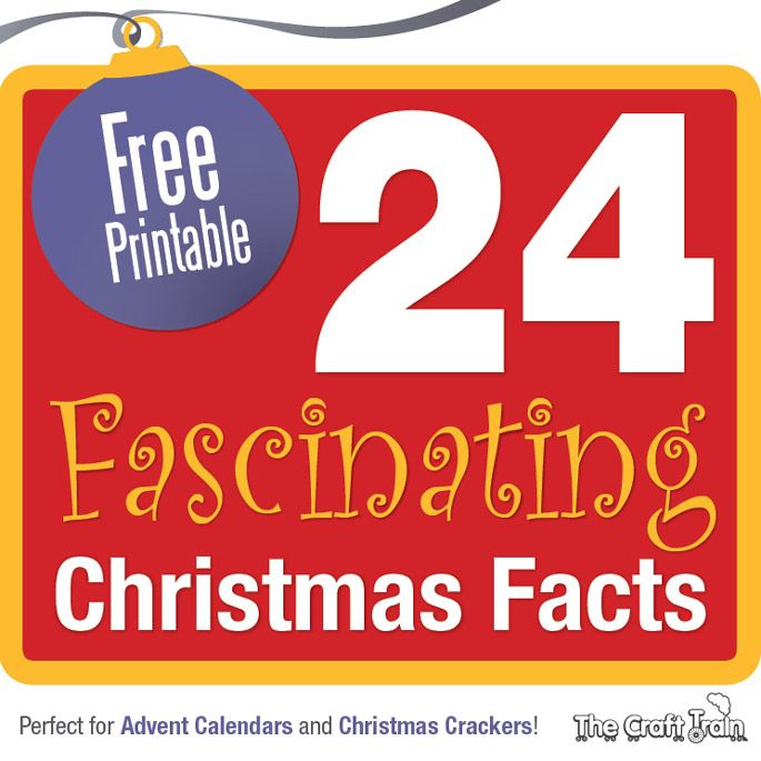 24 Fascinating facts that kids would love to know about Christmas.  I usually go thru and just pick out the good ones.  However, these are all informational and would spark conversation with your kids.