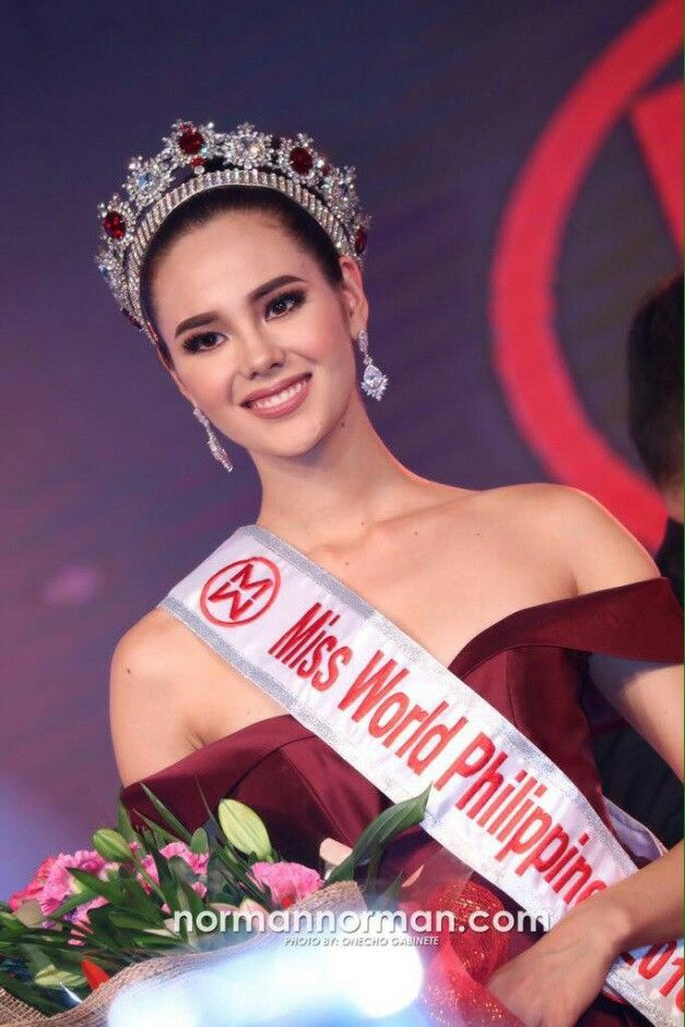 Besutiful Miss World Phillipienes 2016 Catriona Gray. She was my favoraite in miss world to win . Do'nt u think that she diserved the crown