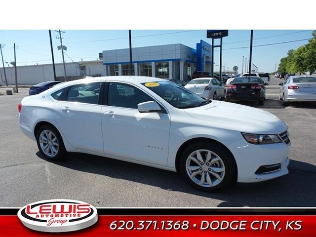 Used 2019 Chevrolet Impala Lt Sale Price 21 897 Certified Pre Owned Chevrolet Impala Dodge City Chevrolet