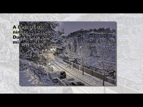 """""""El rorro"""", a Mexican Christmas lullaby.  Free mp3 download, music score & more: http://www.singing-bell.com/"""