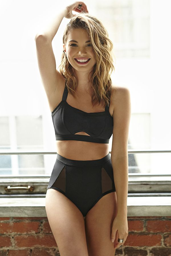 Covert Mesh Bralette & Panty Set by #NastyGal (http://www.nastygal.com/clothes-lingerie/covert-mesh-bralette-and-panty-set)
