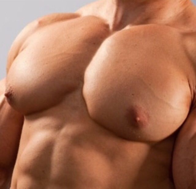 gay men with muscles
