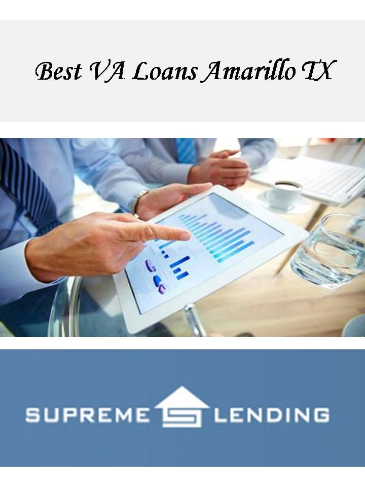 At supreme lending best va loans are issued by qualified