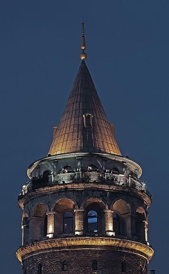 Galata Kulesi, İstanbul,Turkey