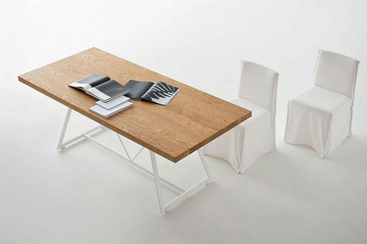 Contemporary design rectangular table Radar