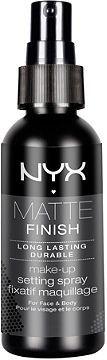 Nyx Cosmetics Matte Finish Makeup Setting Spray Matte Finish Ulta.com - Cosmetics, Fragrance, Salon and Beauty Gifts