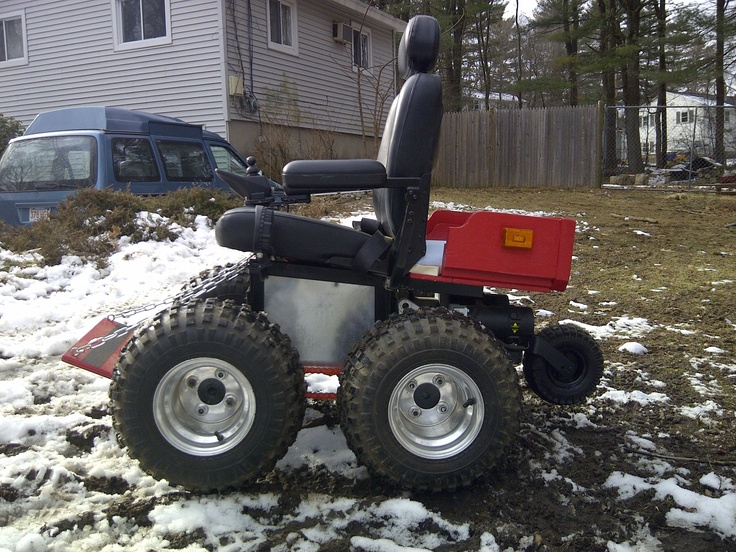 4x4 Wheelchair Off Road Wheelchair In 2019 Offroad