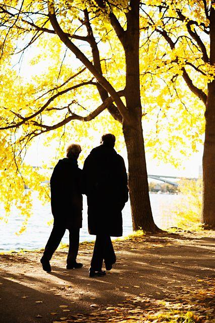 .Autumn Stroll, Walks Autumn