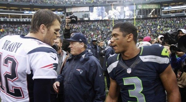 Super Bowl XLIX Battle of NFL Memes: Tom Brady vs Russell Wilson ...