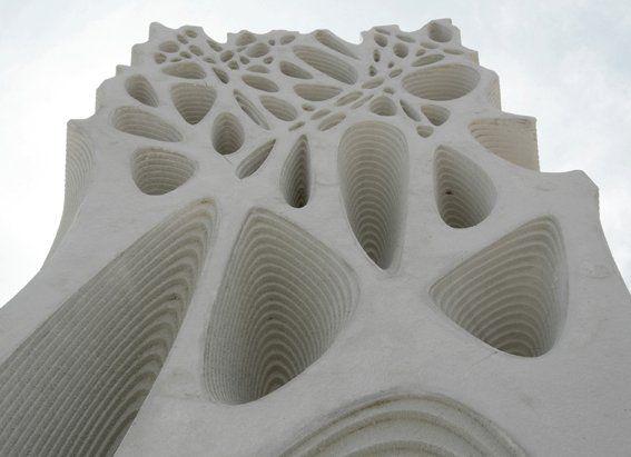 Taronja |  Artist: ALFA301 | XI Outdoor Sculpture 2009 Contest Winner, Oropesa del Mar Castellón #sculpture #art #modernart #escultura #artemoderno #colores #colours #diseño #design #digital #artista #artist