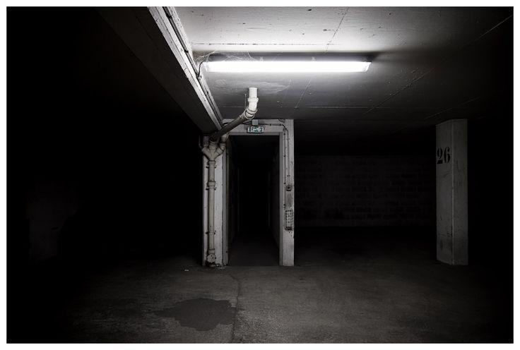 The dark entrance