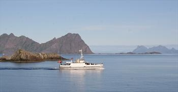 Trollfjord cruise - tilgjengelig  © Johnny Storvik