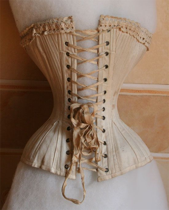 Corset 19th Century 17 Best images about T...