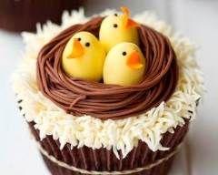Cupcakes au chocolat (facile, rapide) - Une recette CuisineAZ