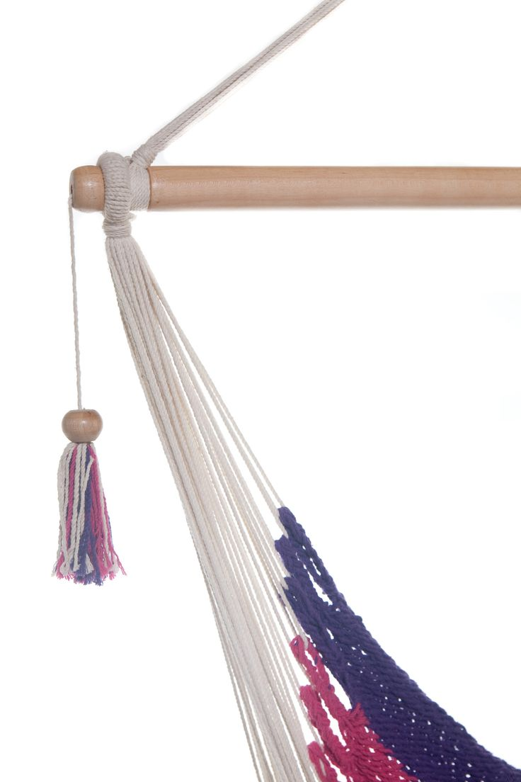 **Free Shipping to the U.S. on all Mission Hammocks** Mission Hammocks is a company that helps support people with disabilities in Nicaragua through handmade hammocks. Our hammock chairs are made in o