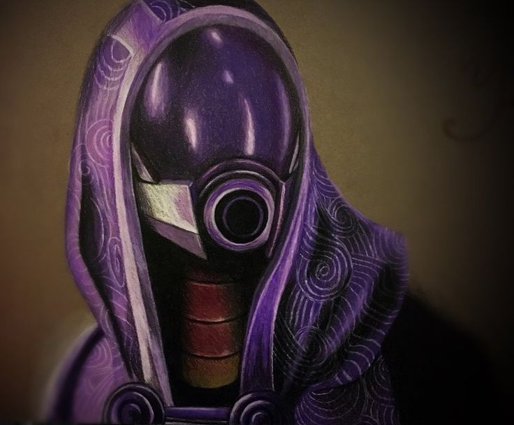 Tali' Zorah Vas Normandy by Medic5ever.deviantart.com on @DeviantArt
