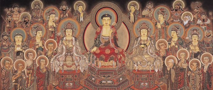 Fine Buddhist Paintings | South Korea