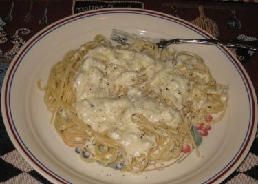 Make and share this Red Lobster Crab Alfredo recipe from Genius Kitchen.