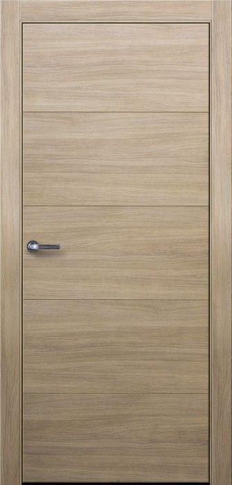 Межкомнатная дверь Краснодеревщик Модель 700 дуб серо-зелёный