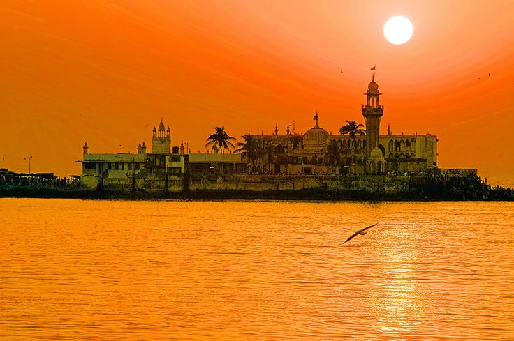 Haji Ali in Mumbai, Mahārāshtra
