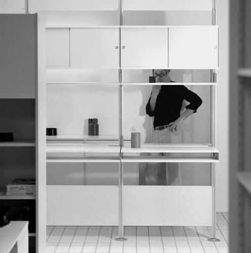 U003cpu003e606 Universal Shelving System By Dieter Rams For Vitsoe, Ca. 1971