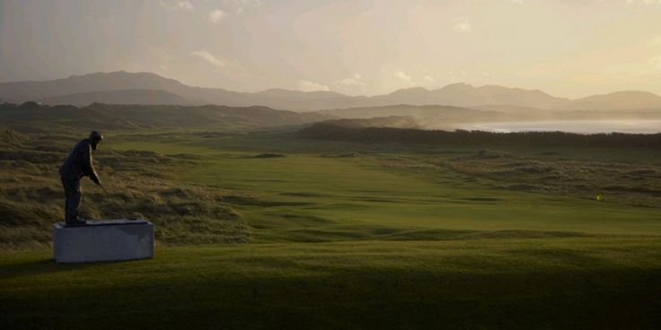 Mr Golf - The Old Tom Morris pioneer, professional player and course designer, http://en.wikipedia.org/wiki/Old_Tom_Morris