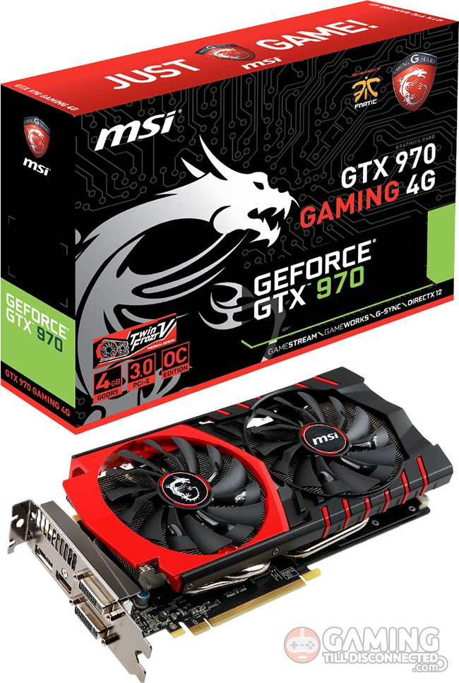 MSI GTX 970 and GTX 980 - http://gamingtilldisconnected.com/2014/09/msi-gtx-970-and-gtx-980/16188