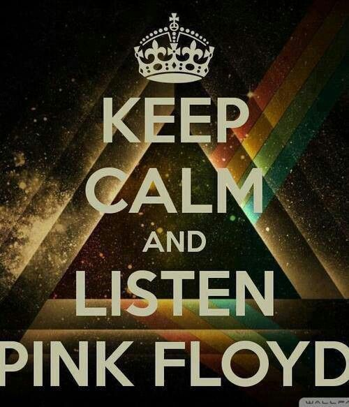 ☯☮ॐ American Hippie Classic Rock Music Pink Floyd ~ Keep Calm