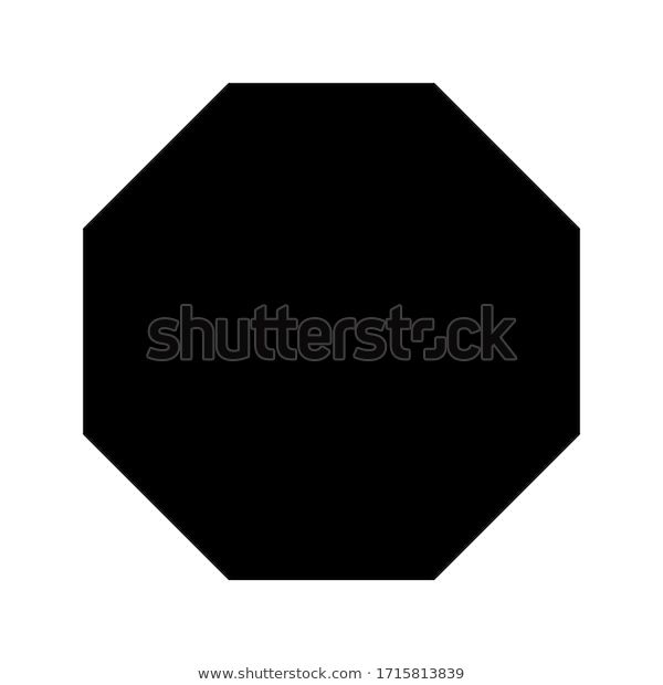Find Octagon Shape Icon Illustration Vector Graphic Stock Images In Hd And Millions Of Other Royalty Free Stock Photos I Icon Illustration Octagon Images Icon