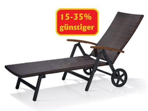Geflecht-Rollliege von Florabest Die Geflecht-Rollliege von Florabest bei Ebay 15-35% günstiger als bei Lidl!