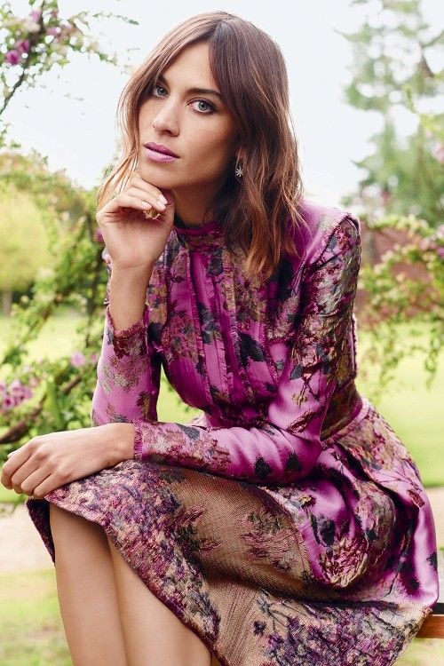 Alexa Chung for Harper's Bazaar July 2015 cover shoot, pictures and interview | Harper's Bazaar