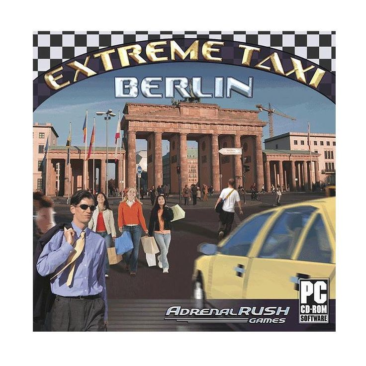 Extreme Taxi: Berlin (PC) #pcgames #videogames