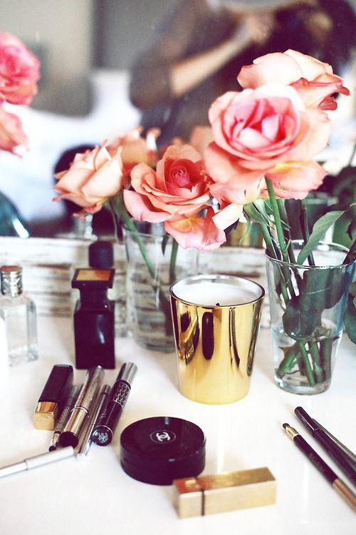 Vanity Styling