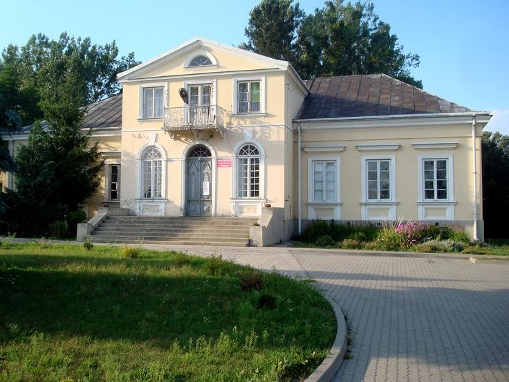 Chociszewo - pałac