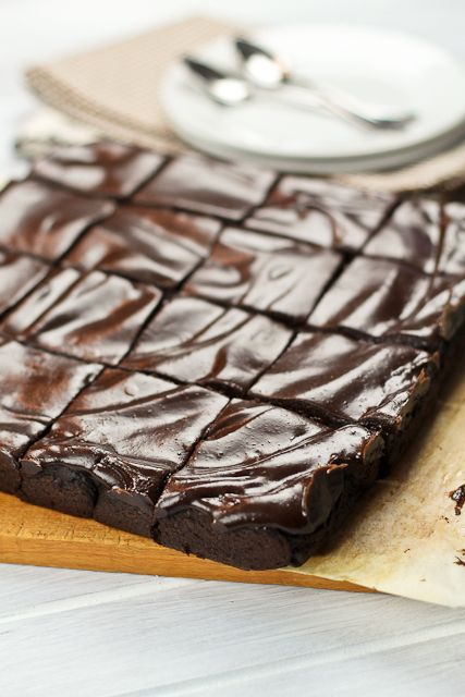 Deliciously Healthy Sweet Potato Brownies...Foodgasm!