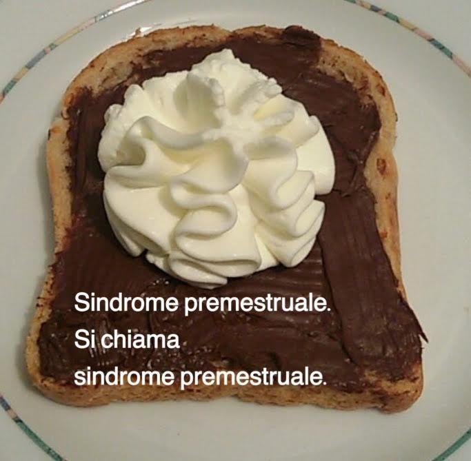 sindrome premestruale...