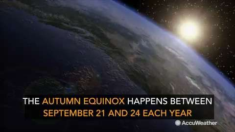 Sept 22, 2016; 1:26PM Sept. 22 is the autumnal equinox in 2016, the time when the sun crosses the celestial equator. So what does that mean?